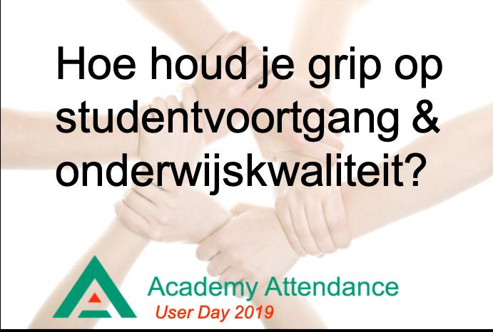 Userday1: Hoe het onderwijs van de toekomst te organiseren